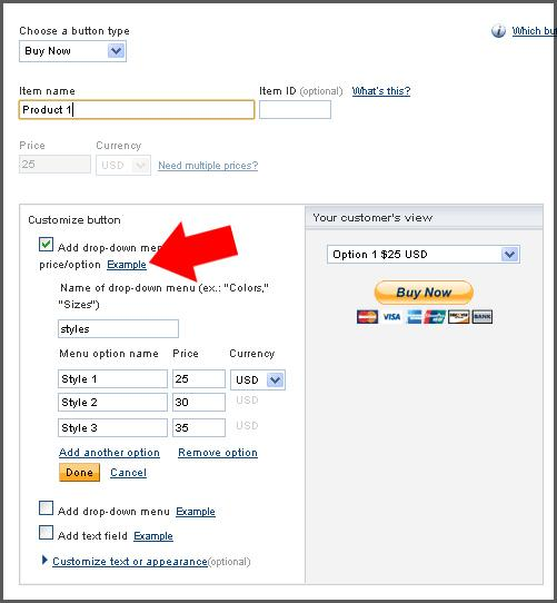 How to add paypal to a website