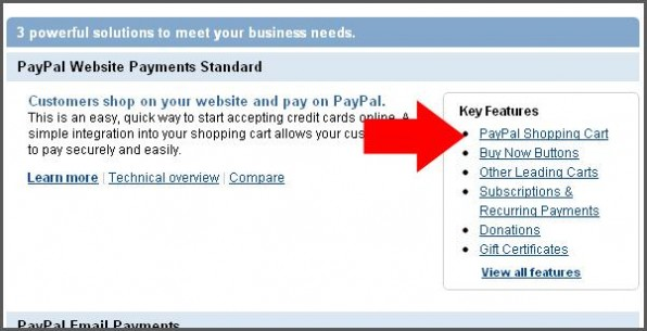 How to add paypal to your website